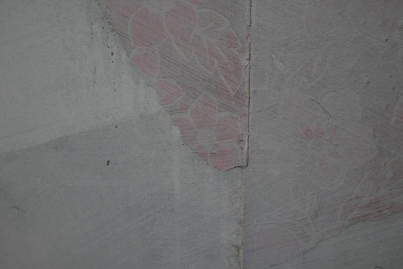 mur rose ARLES